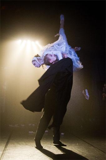 Regionteatern Väst, Lilla spöksonaten, Foto Håkan Larsson