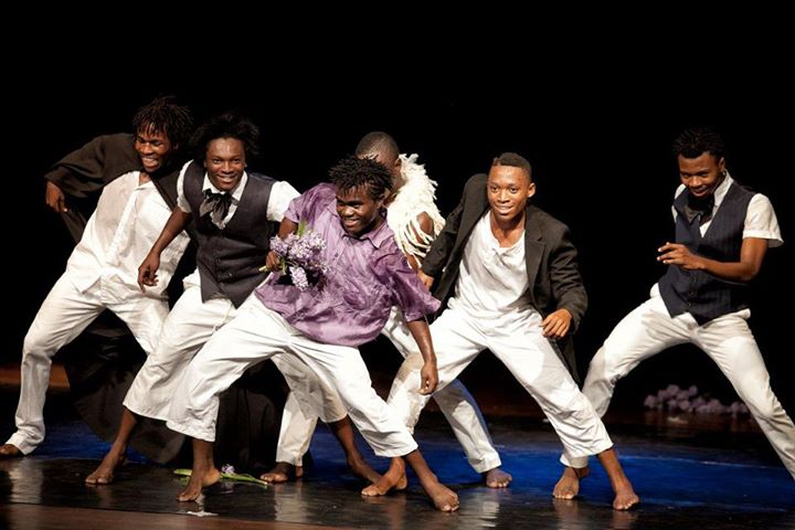 Dar es Salaam Dance International,DDI, foto från gruppens Facebooksida