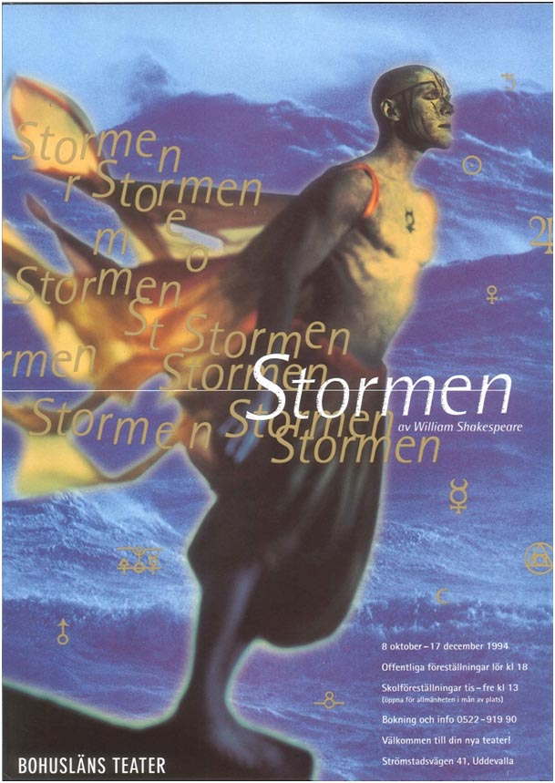 Bouhusläns teater, Stormen, 1994
