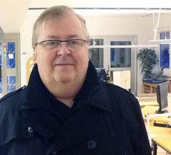 Lennart Thörnlund, vice ordförande, Länsteatrarna i Sverige