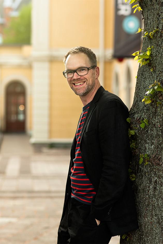Måns Lagerlöf, foto Örebro Länsteater