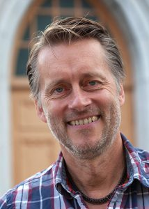 Thomas Sundström, teaterchef Länsteatern på Gotland, foto LGT