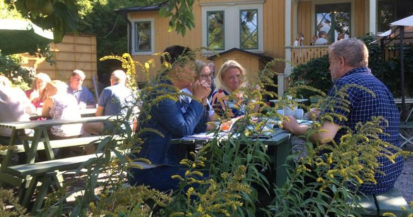Dags för dialog i bersån? foto Linde Sjösttedt